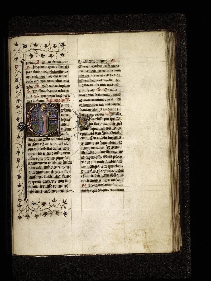 Lyon, Bibl. mun., ms. 0574, f. 182 - vue 1