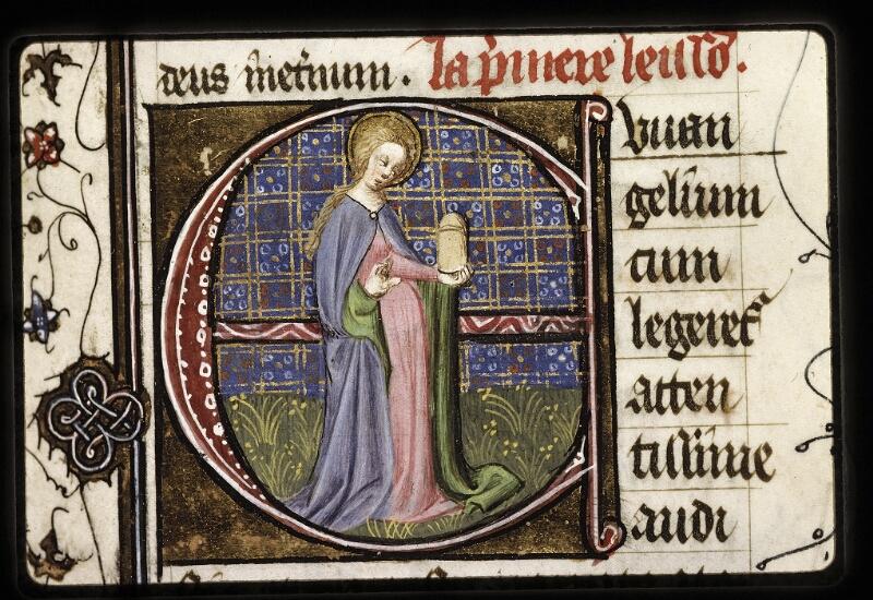 Lyon, Bibl. mun., ms. 0574, f. 182 - vue 2