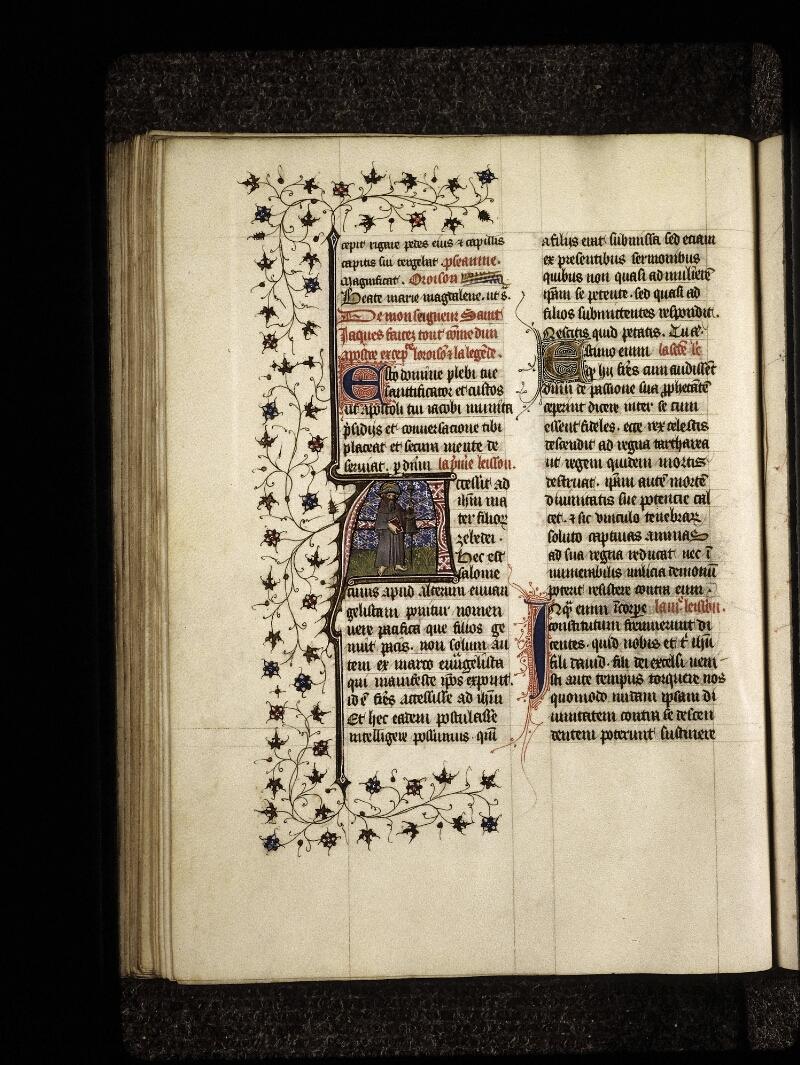 Lyon, Bibl. mun., ms. 0574, f. 184v - vue 1
