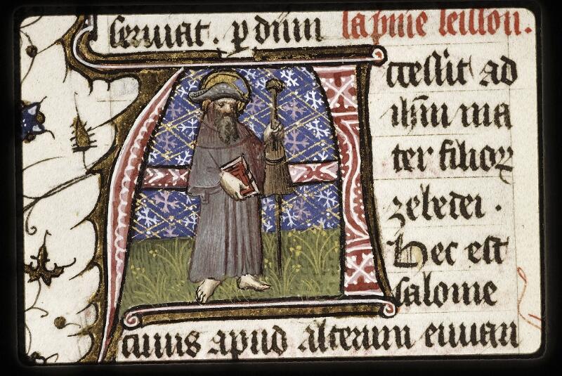 Lyon, Bibl. mun., ms. 0574, f. 184v - vue 2