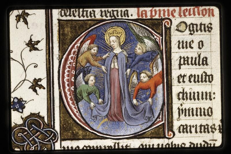 Lyon, Bibl. mun., ms. 0574, f. 189v - vue 2