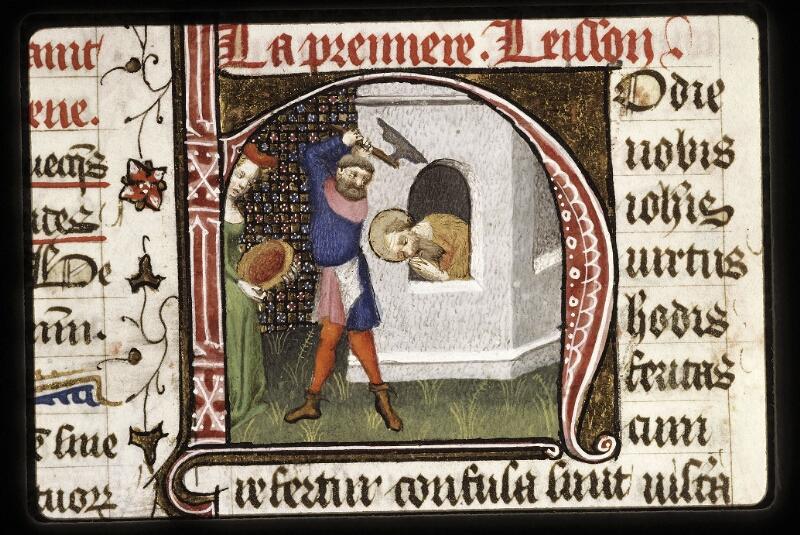 Lyon, Bibl. mun., ms. 0574, f. 192v - vue 2