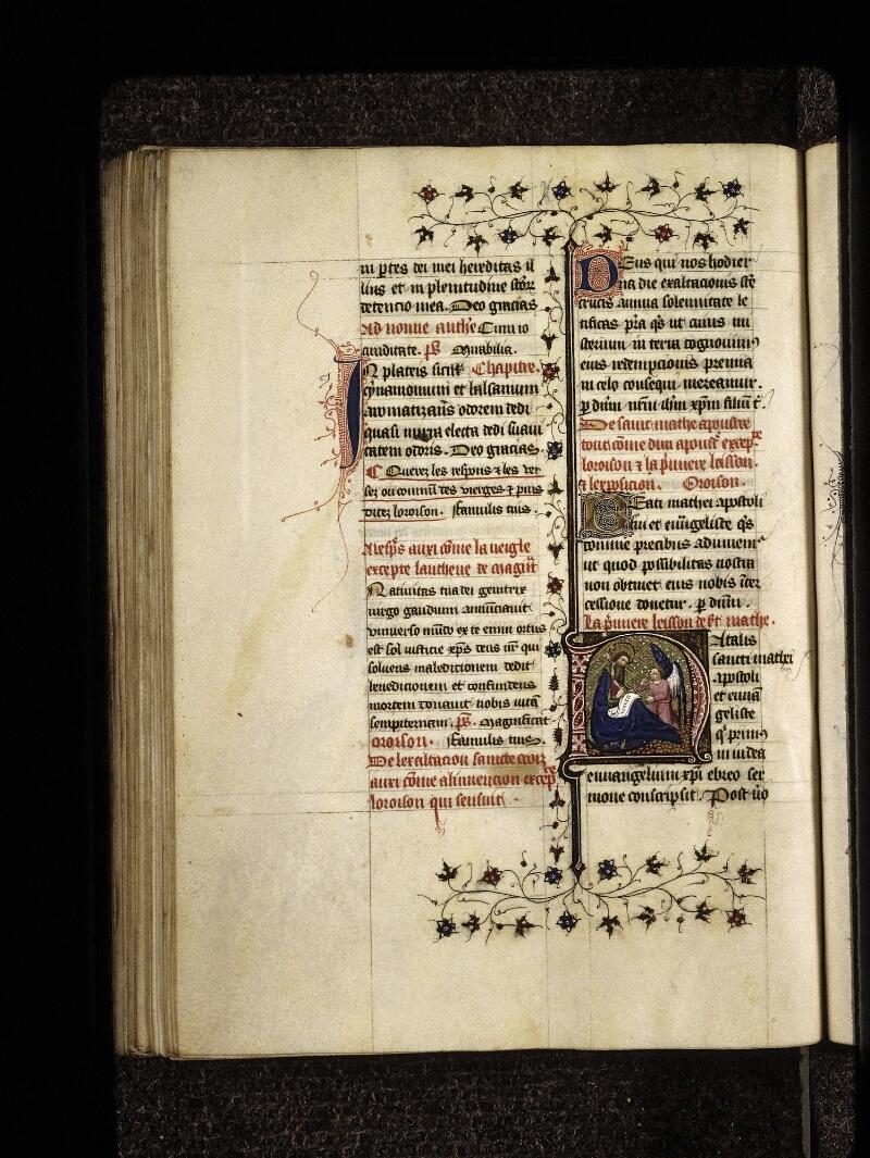 Lyon, Bibl. mun., ms. 0574, f. 196v - vue 1