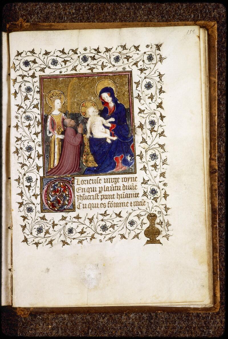 Lyon, Bibl. mun., ms. 0575, f. 152 - vue 1