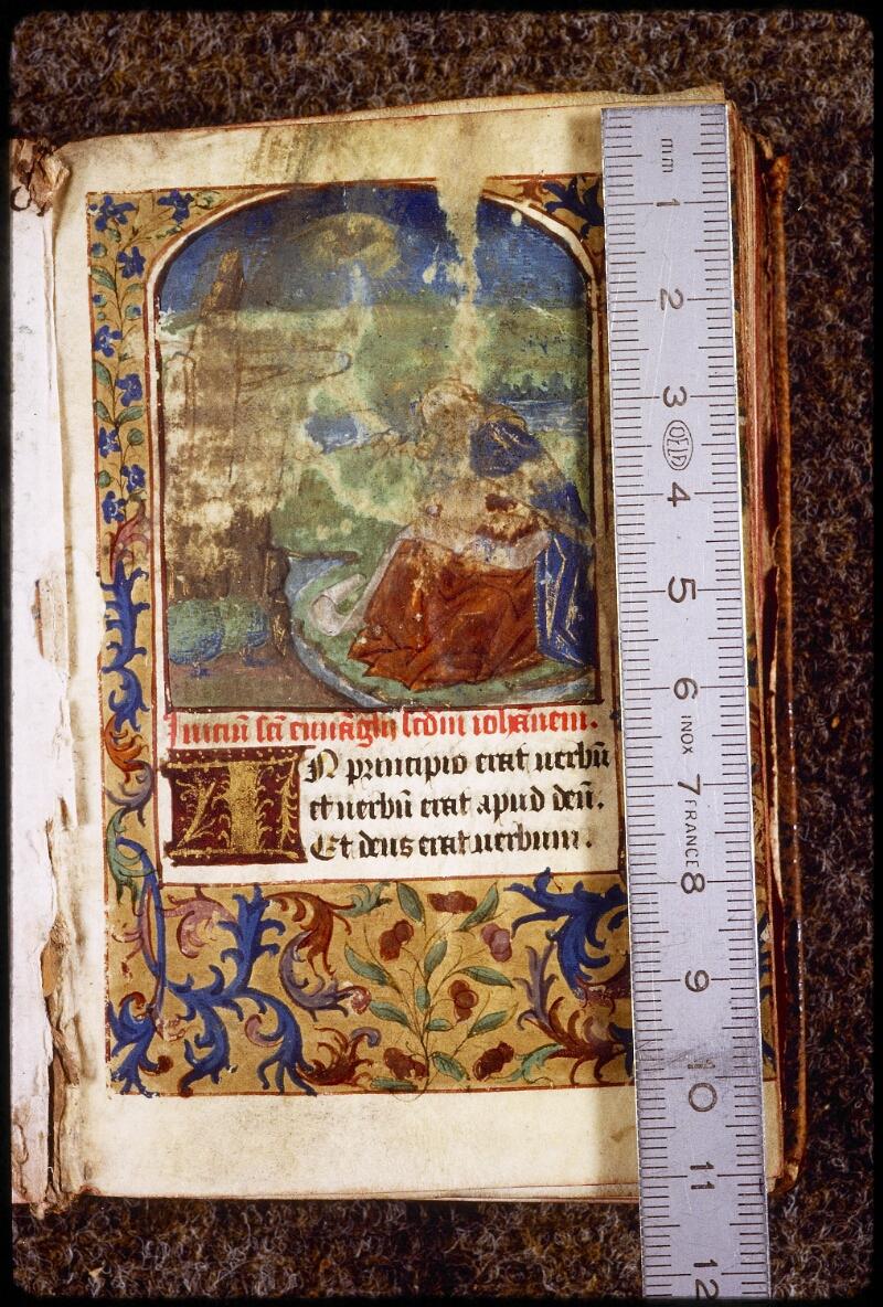 Lyon, Bibl. mun., ms. 0576, f. 001 - vue 1
