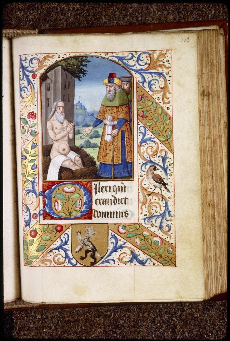 Lyon, Bibl. mun., ms. 0577, f. 123 - vue 1