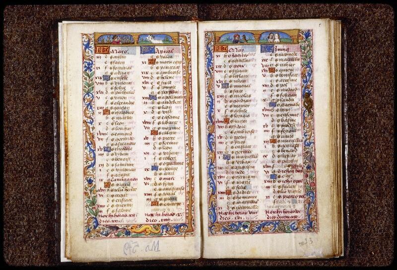 Lyon, Bibl. mun., ms. 0579, f. 001v-002