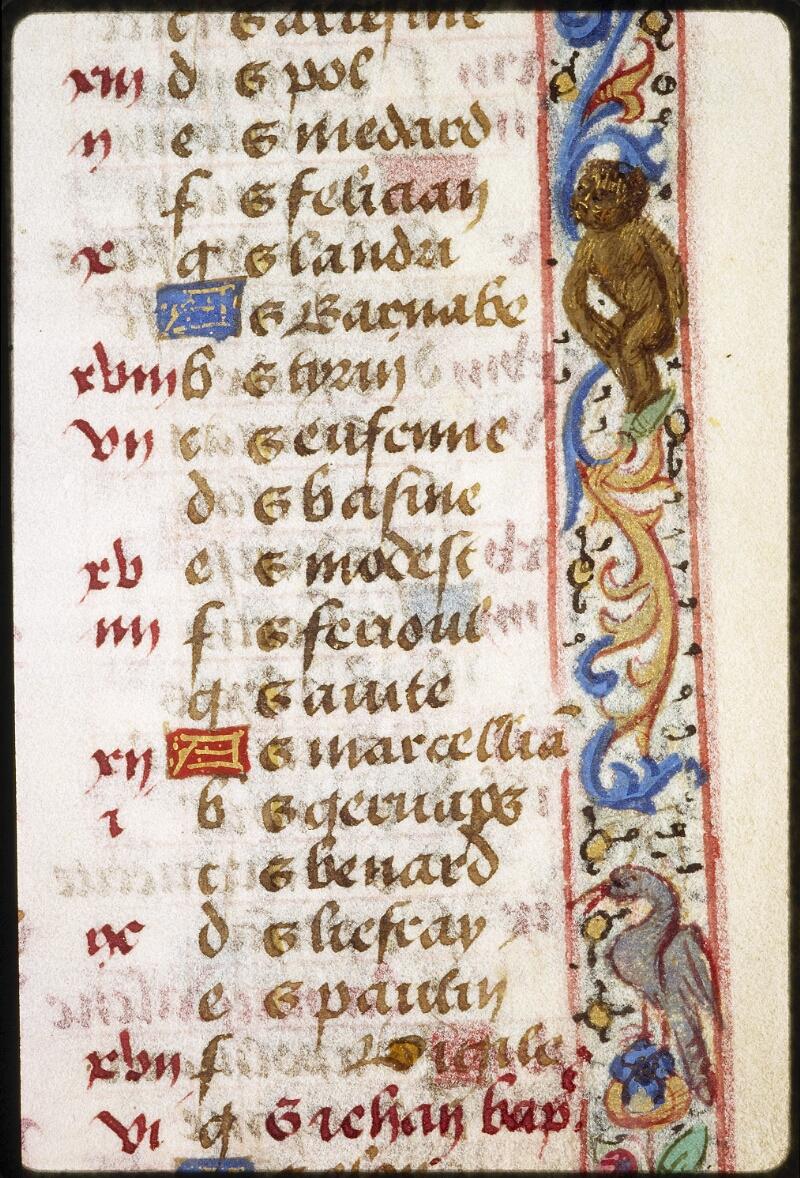 Lyon, Bibl. mun., ms. 0579, f. 002 - vue 2