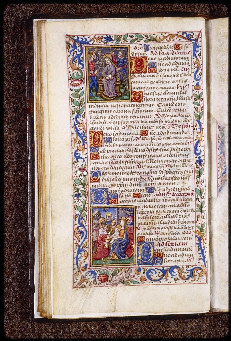 Lyon, Bibl. mun., ms. 0579, f. 010v - vue 1