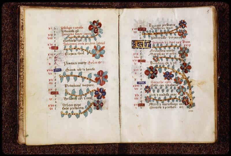 Lyon, Bibl. mun., ms. 0582, f. 014v-015