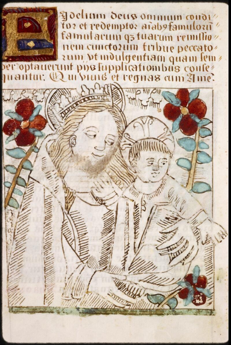 Lyon, Bibl. mun., ms. 0582, f. 055v - vue 2