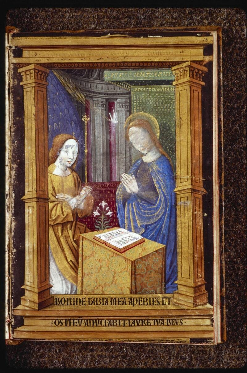 Lyon, Bibl. mun., ms. 0583, f. 012 - vue 2