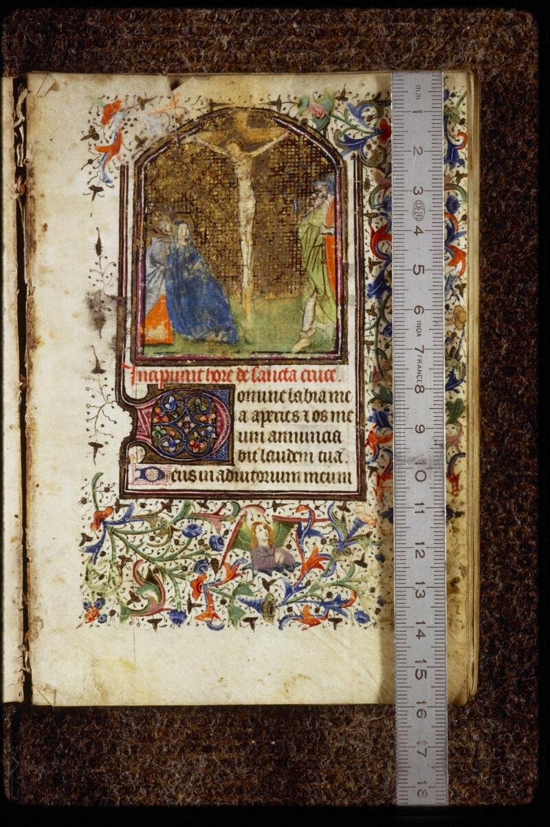 Lyon, Bibl. mun., ms. 0584, f. 005 - vue 1