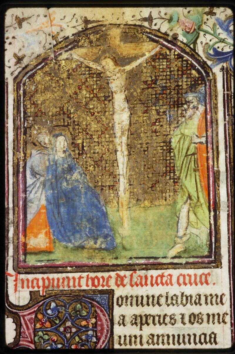 Lyon, Bibl. mun., ms. 0584, f. 005 - vue 3