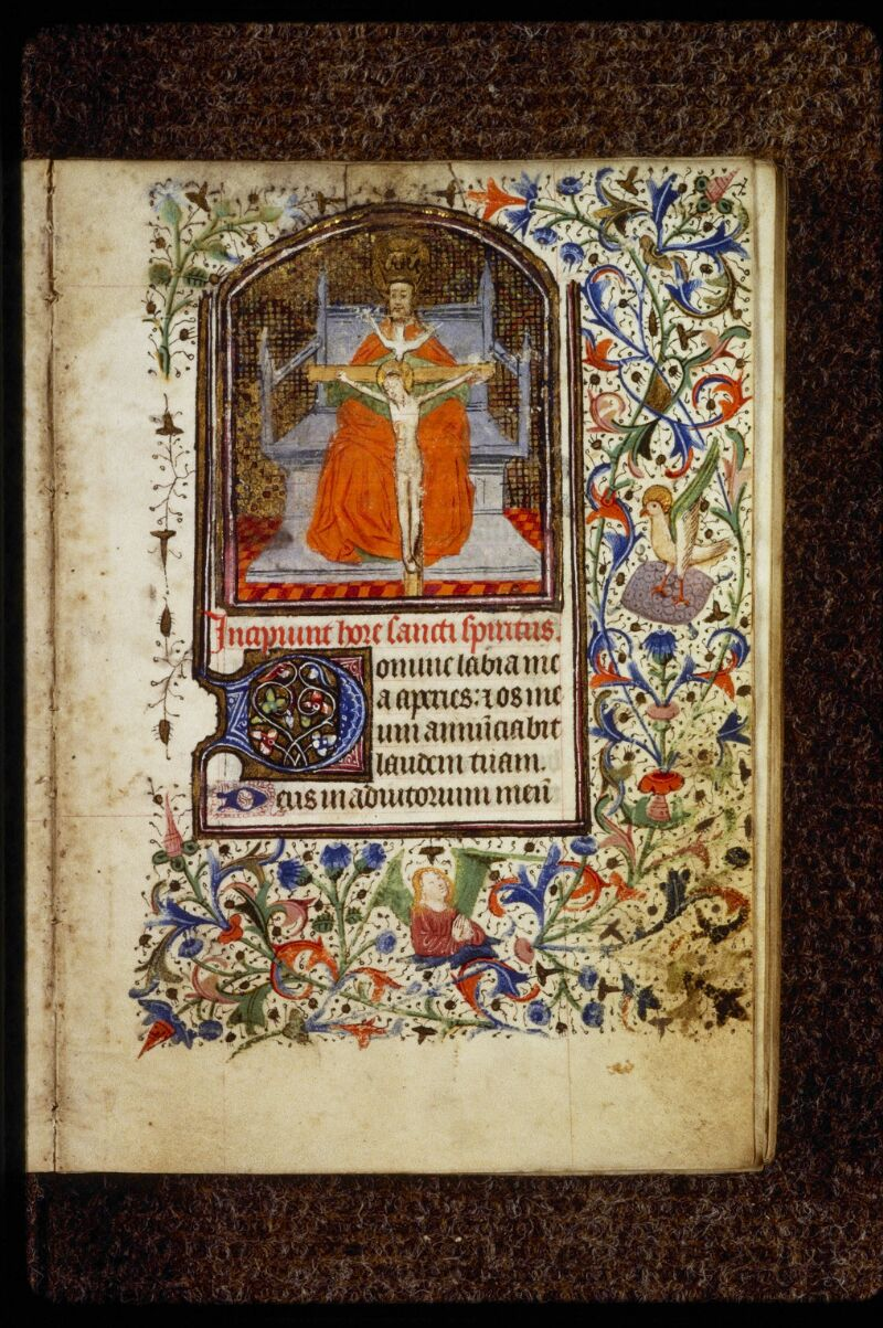 Lyon, Bibl. mun., ms. 0584, f. 007 - vue 1