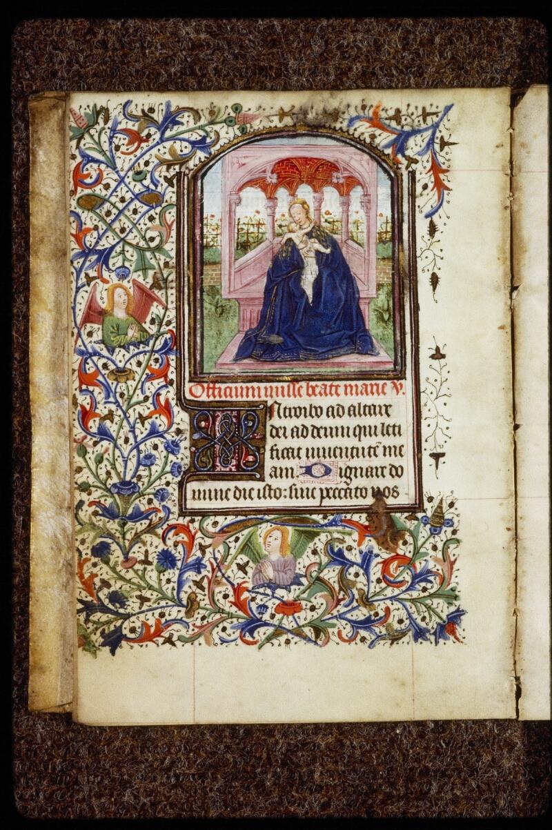 Lyon, Bibl. mun., ms. 0584, f. 010v - vue 1