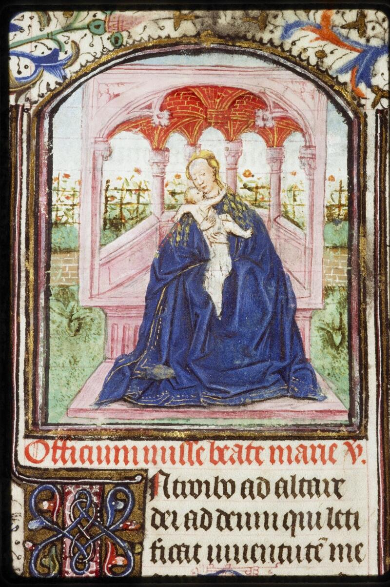 Lyon, Bibl. mun., ms. 0584, f. 010v - vue 2