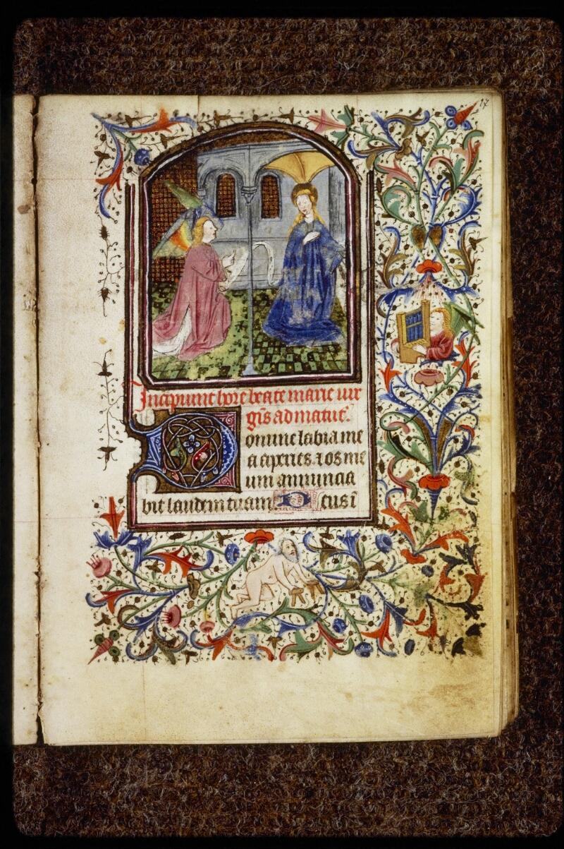 Lyon, Bibl. mun., ms. 0584, f. 027 - vue 1