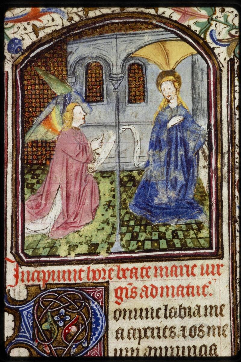 Lyon, Bibl. mun., ms. 0584, f. 027 - vue 2