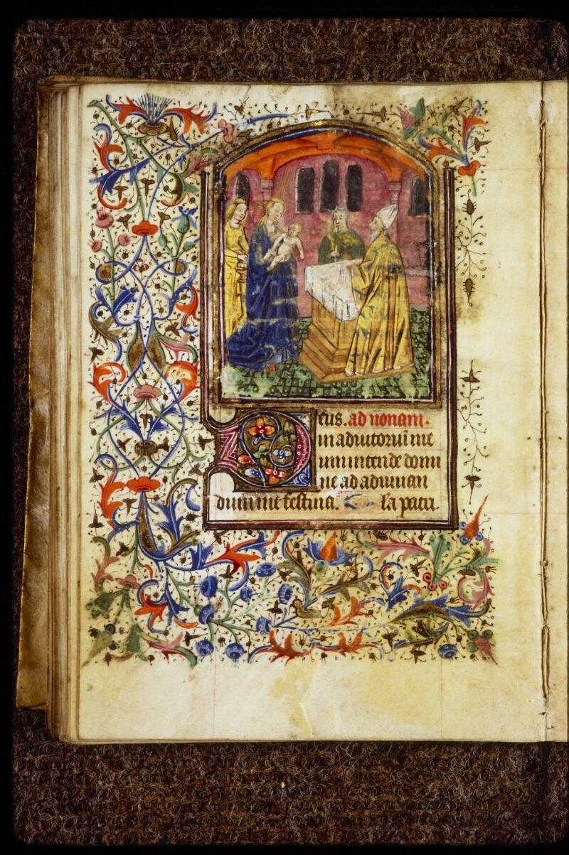 Lyon, Bibl. mun., ms. 0584, f. 067v - vue 1