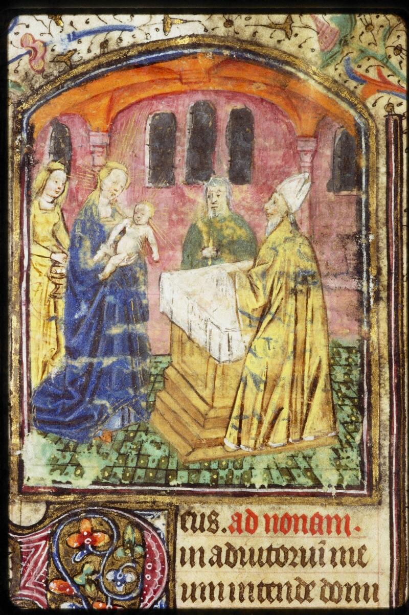 Lyon, Bibl. mun., ms. 0584, f. 067v - vue 2