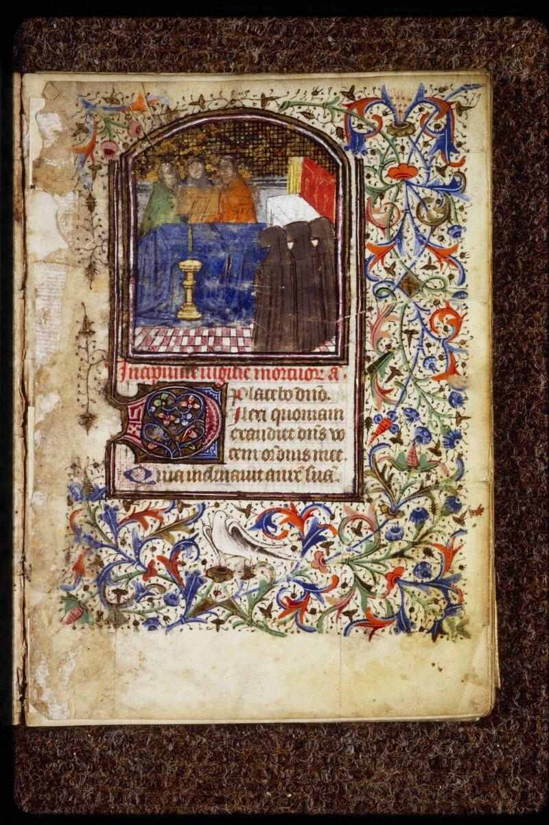 Lyon, Bibl. mun., ms. 0584, f. 079 - vue 1