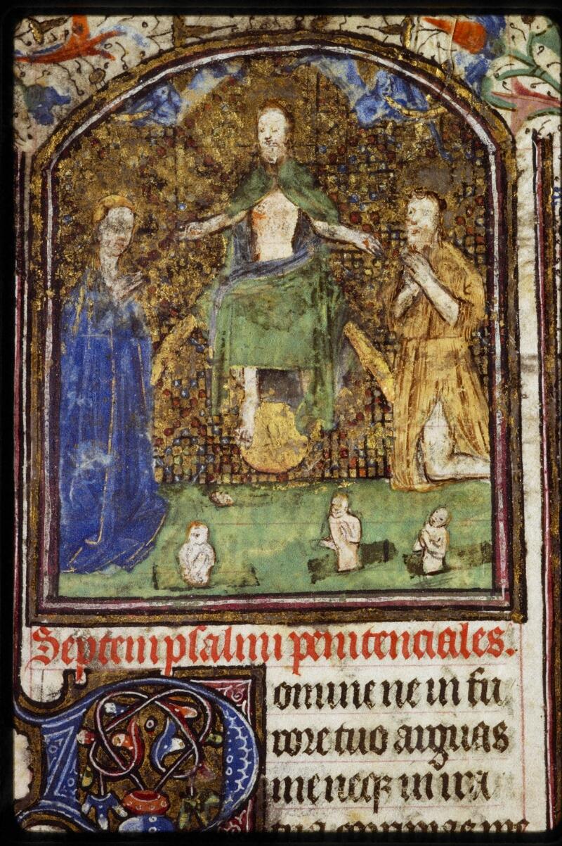Lyon, Bibl. mun., ms. 0584, f. 109 - vue 2