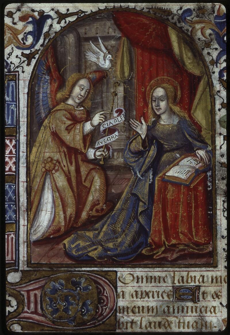 Lyon, Bibl. mun., ms. 0586, f. 019 - vue 3
