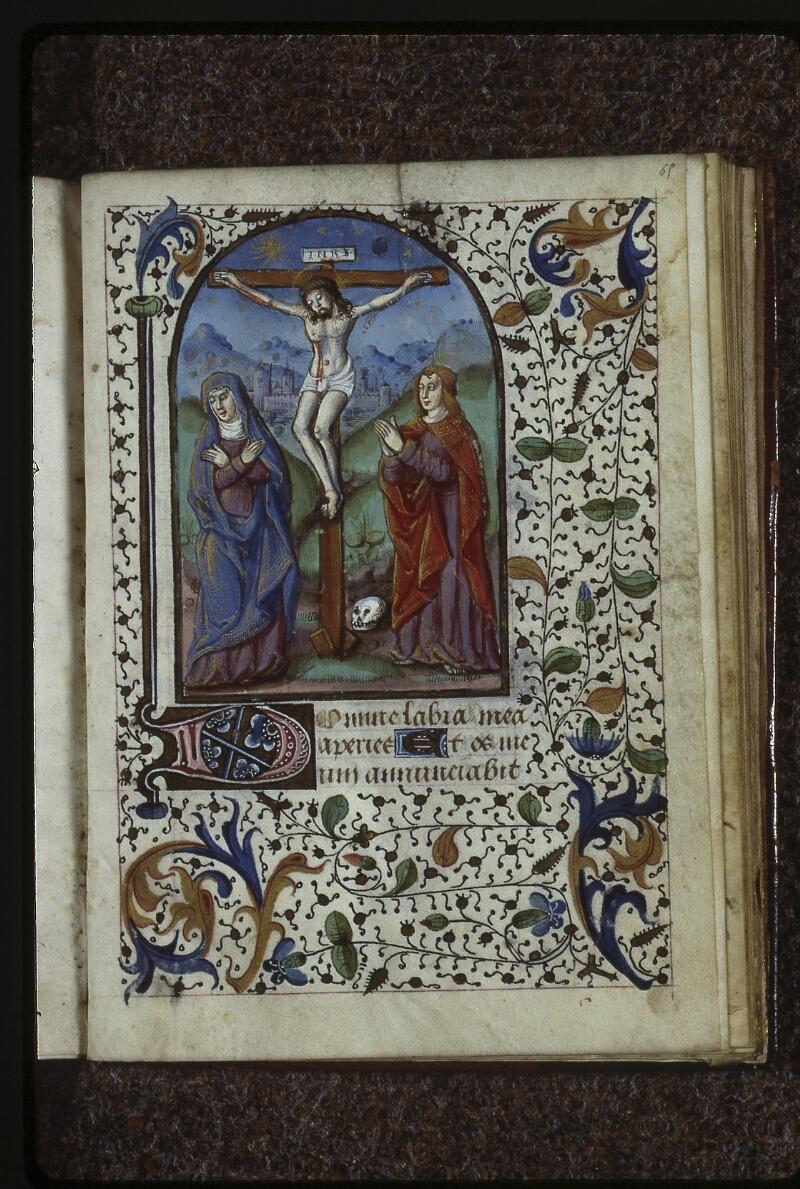 Lyon, Bibl. mun., ms. 0586, f. 065 - vue 1