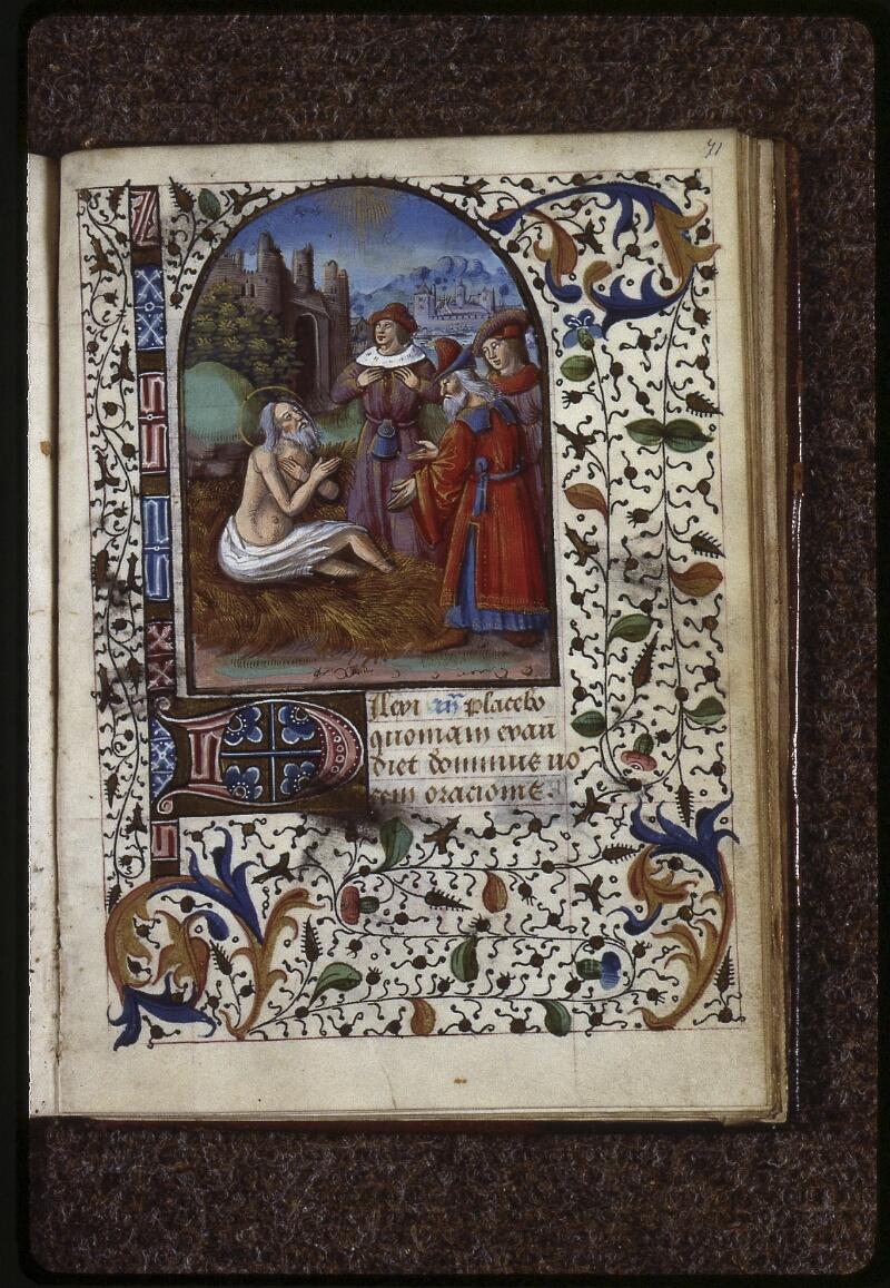 Lyon, Bibl. mun., ms. 0586, f. 071 - vue 1