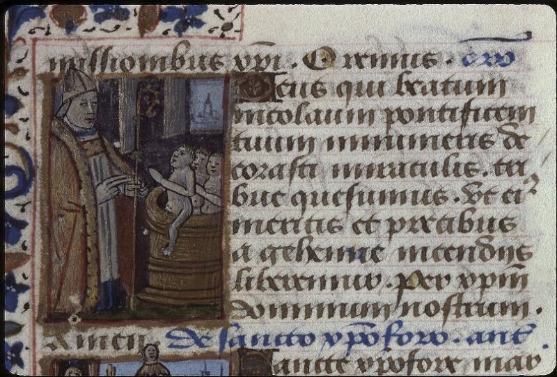 Lyon, Bibl. mun., ms. 0588, f. 079 - vue 2
