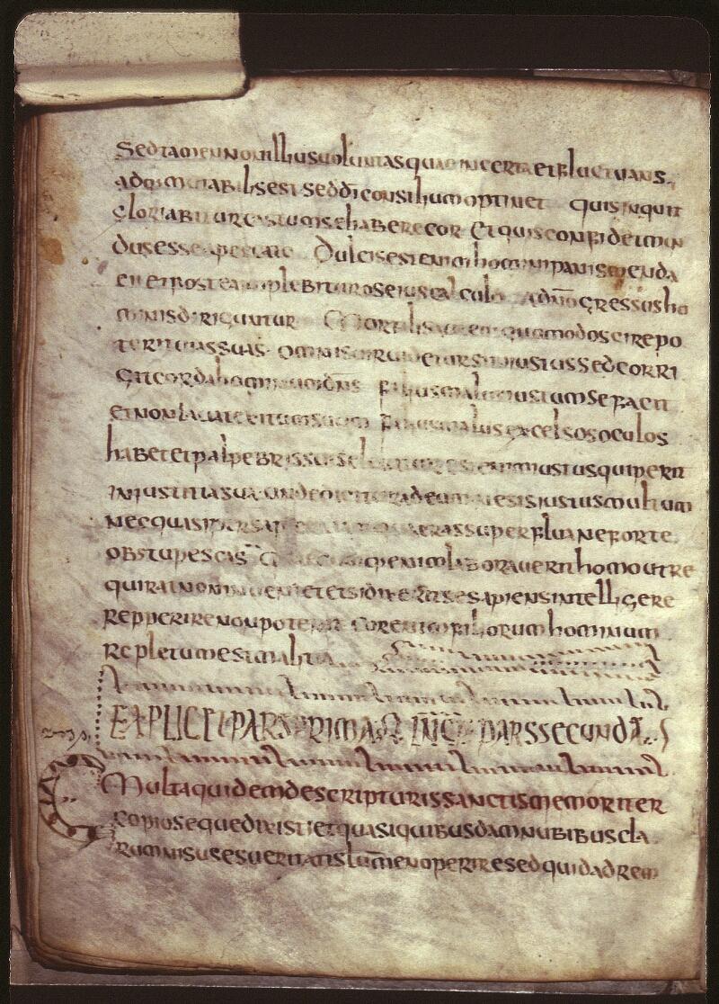 Lyon, Bibl. mun., ms. 0602, f. 043v - vue 1