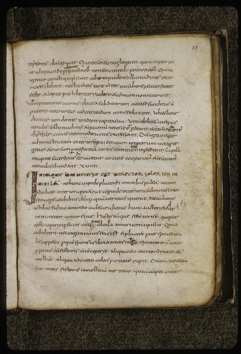 Lyon, Bibl. mun., ms. 0614, f. 028 - vue 2