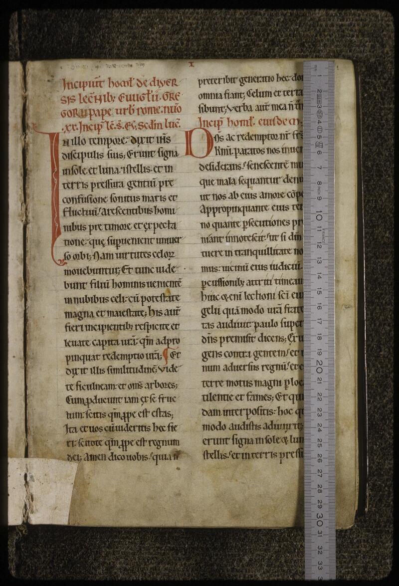 Lyon, Bibl. mun., ms. 0615, f. 002 - vue 1