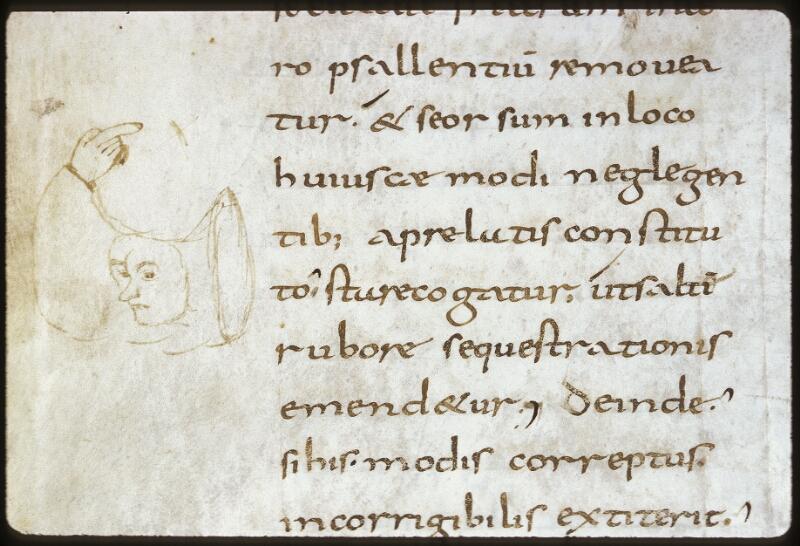 Lyon, Bibl. mun., ms. 0619, f. 130v - vue 2