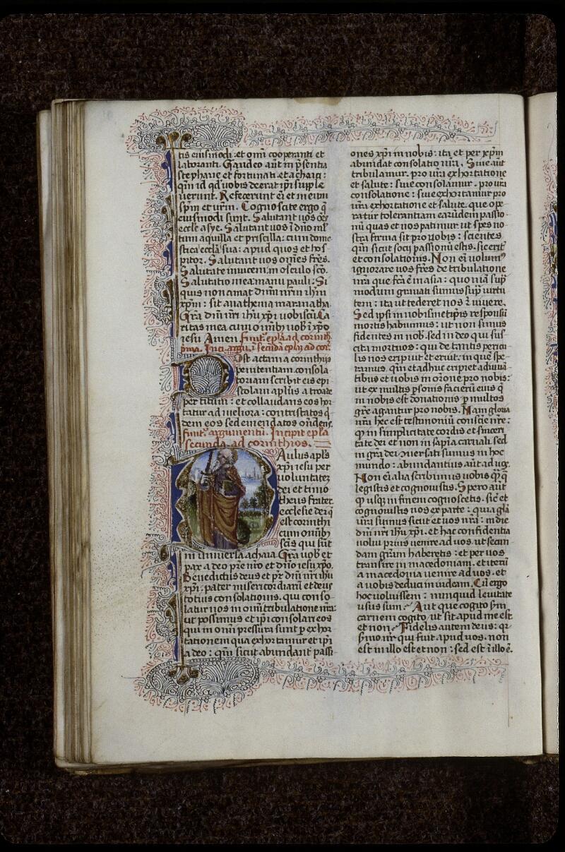 Lyon, Bibl. mun., ms. 0624, f. 191v - vue 1