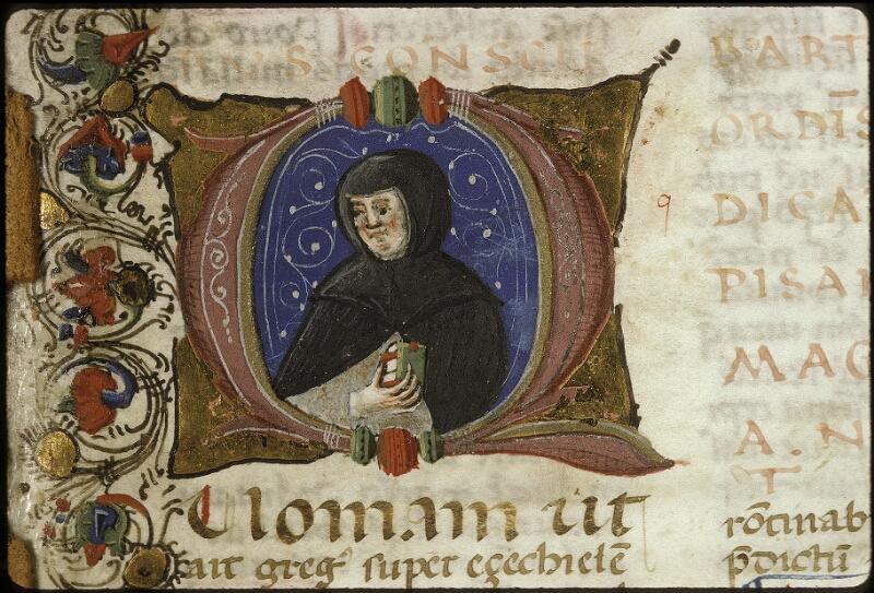 Lyon, Bibl. mun., ms. 0700, f. 001 - vue 3