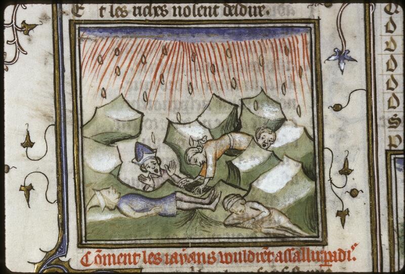 Lyon, Bibl. mun., ms. 0742, f. 009v - vue 1