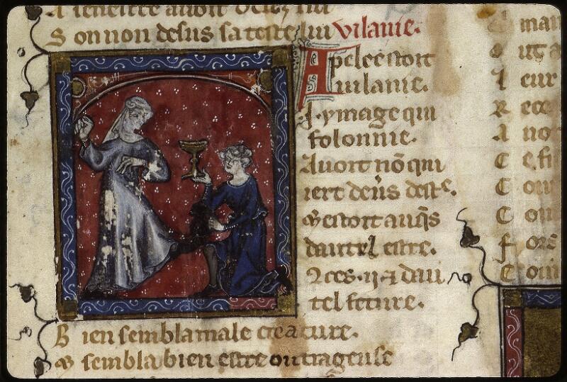 Lyon, Bibl. mun., ms. 0763, f. 002 - vue 2
