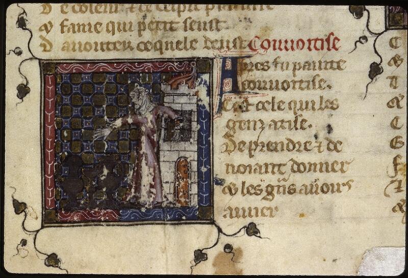 Lyon, Bibl. mun., ms. 0763, f. 002 - vue 3