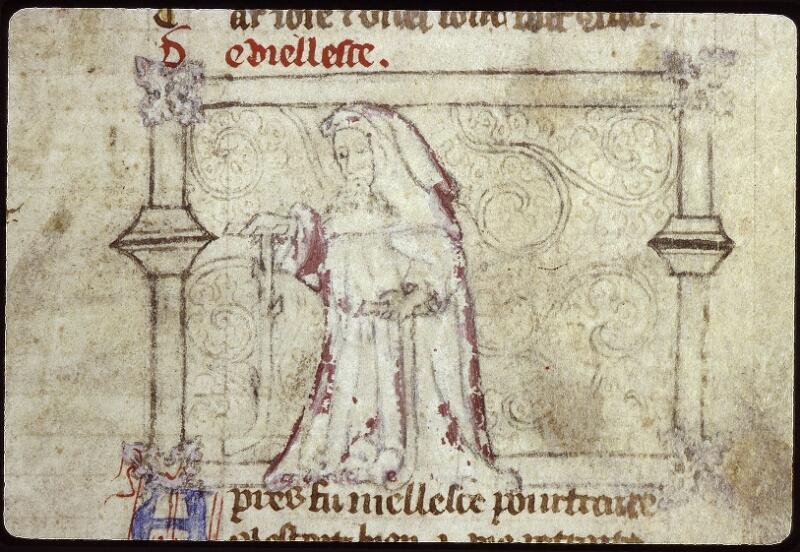 Lyon, Bibl. mun., ms. 0764, f. 003 - vue 3