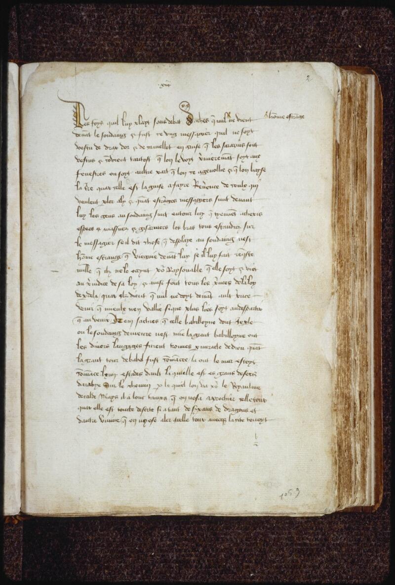 Lyon, Bibl. mun., ms. 0769, f. 002 - vue 2