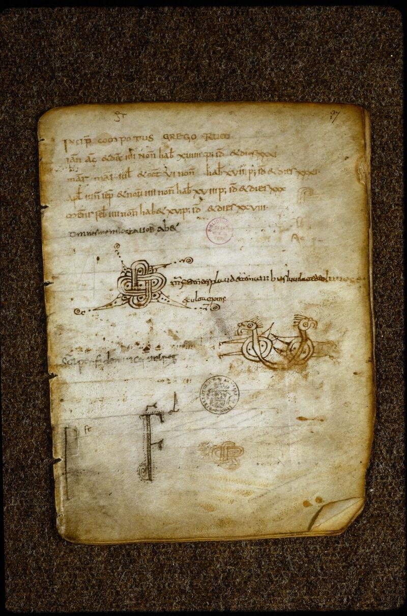 Lyon, Bibl. mun., ms. 0788, f. 027 - vue 2