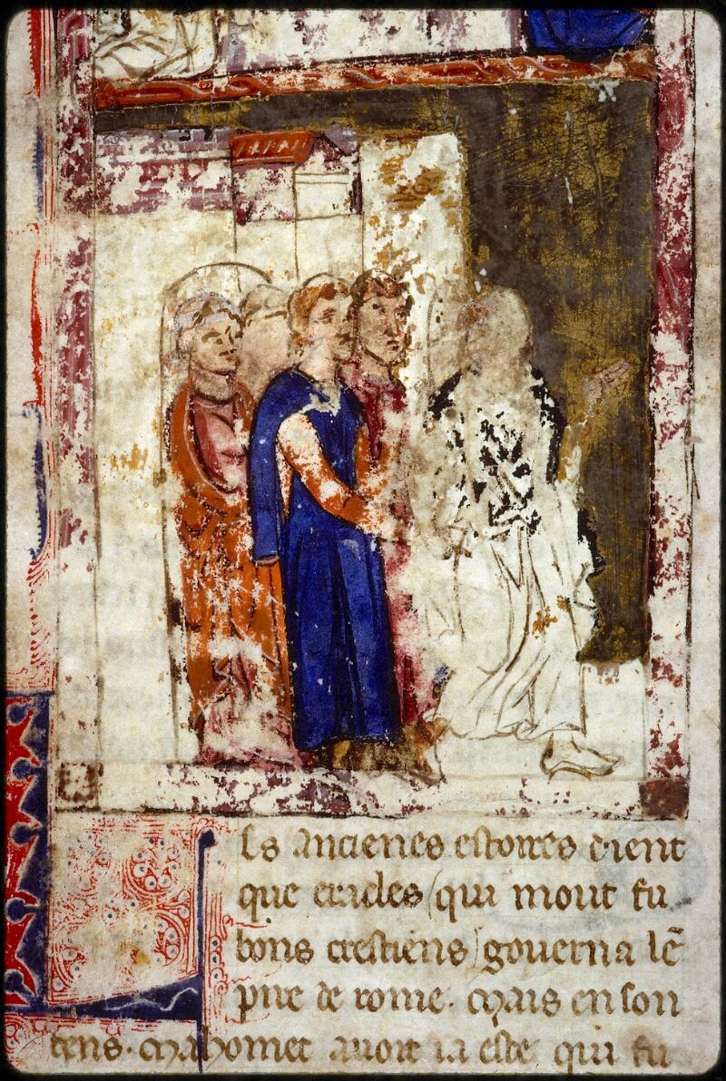 Lyon, Bibl. mun., ms. 0828, f. 001 - vue 5