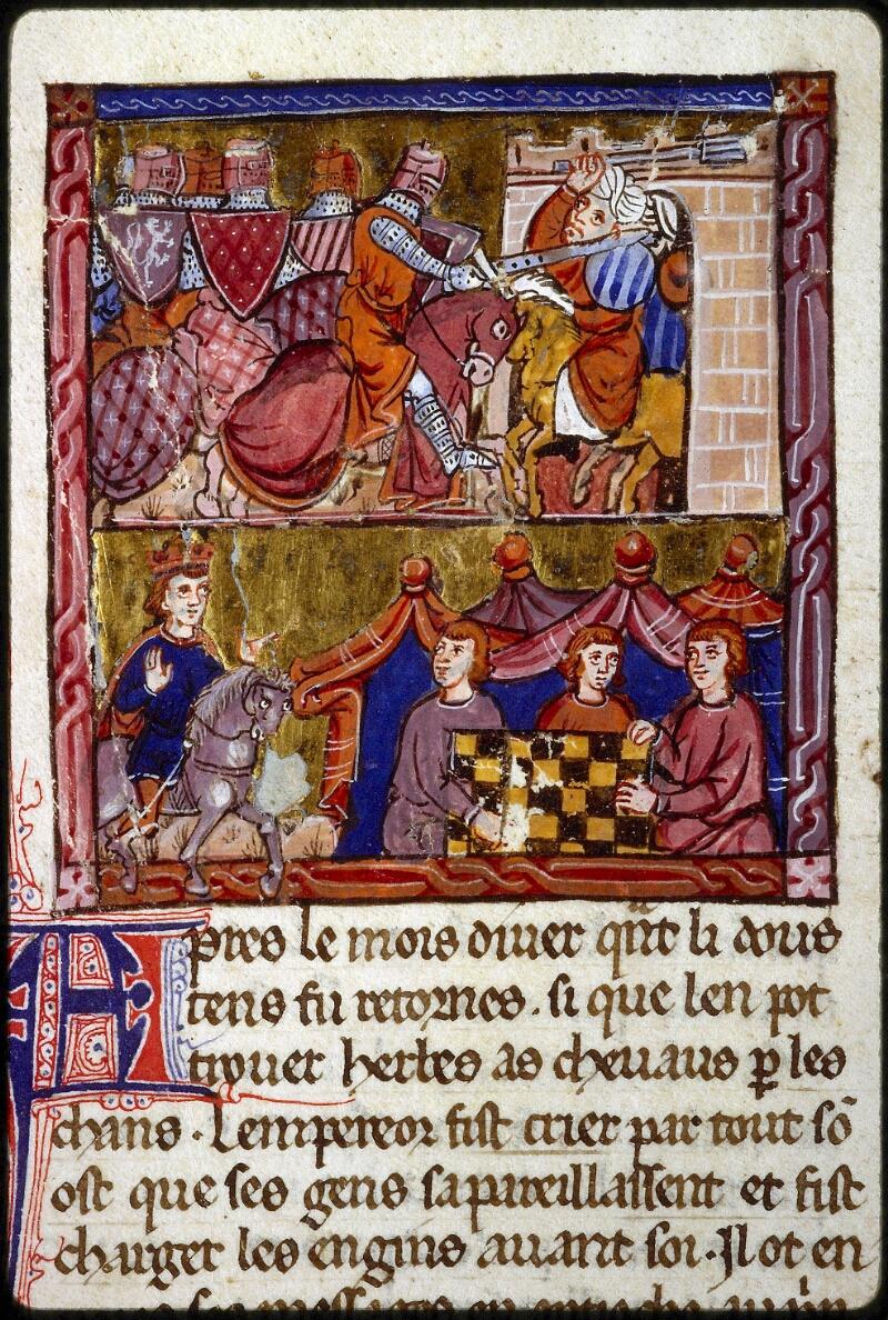 Lyon, Bibl. mun., ms. 0828, f. 160v - vue 2