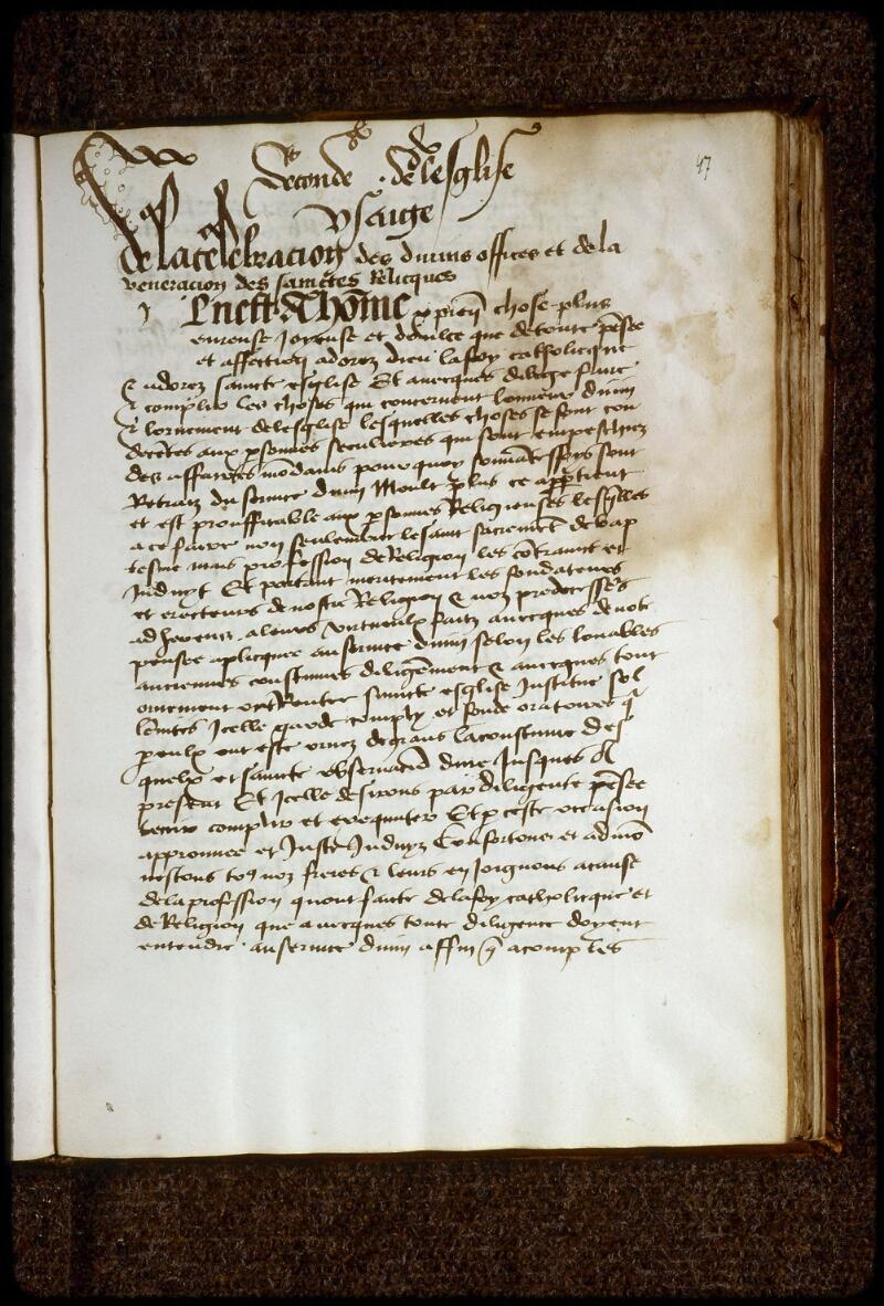 Lyon, Bibl. mun., ms. 0853, f. 047 - vue 2