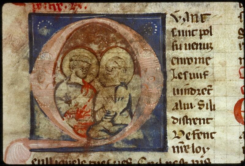Lyon, Bibl. mun., ms. 0866, f. 001 - vue 3