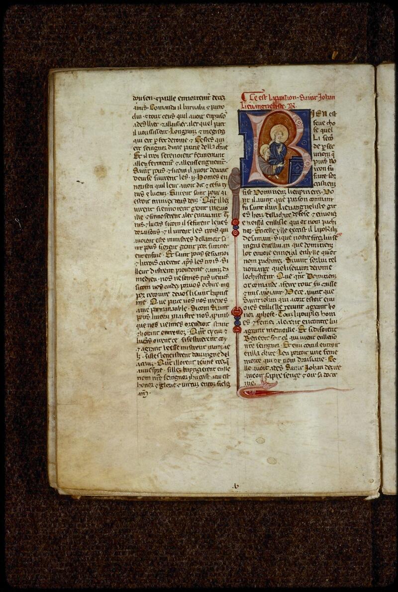 Lyon, Bibl. mun., ms. 0866, f. 016v - vue 1