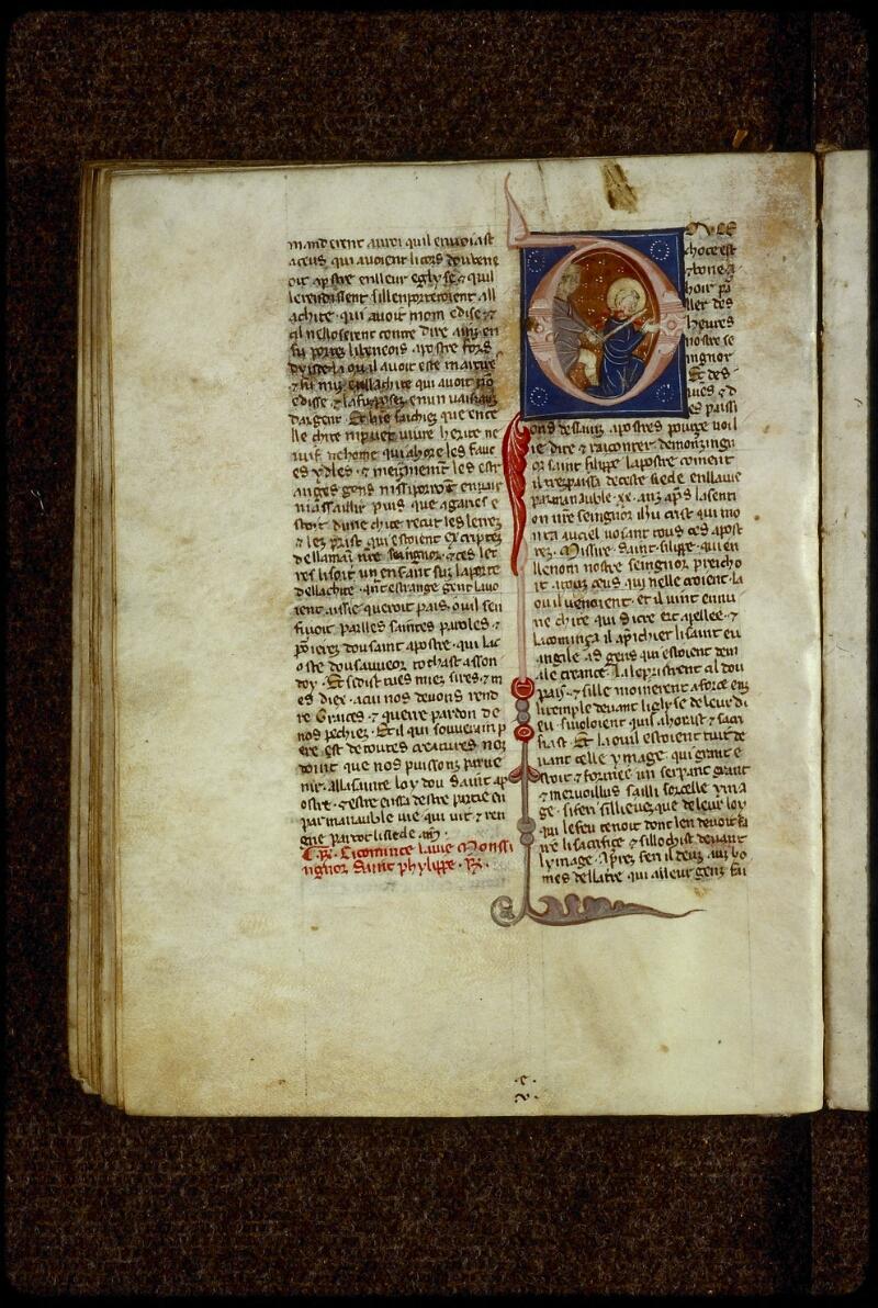 Lyon, Bibl. mun., ms. 0866, f. 040v - vue 1