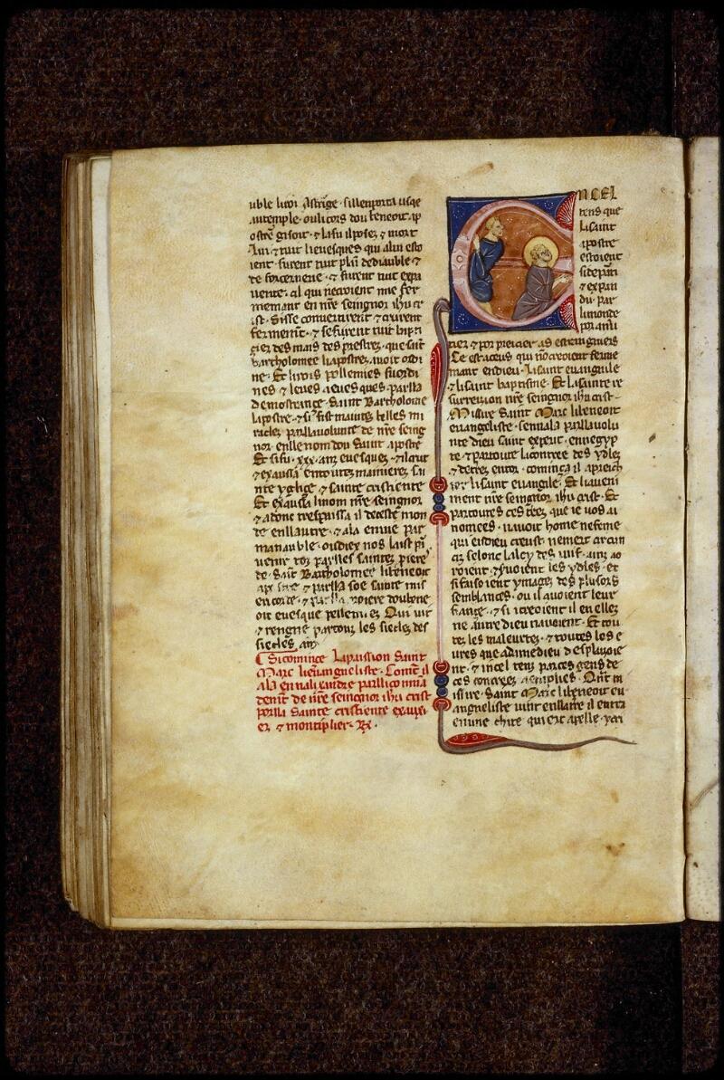 Lyon, Bibl. mun., ms. 0866, f. 057v - vue 1